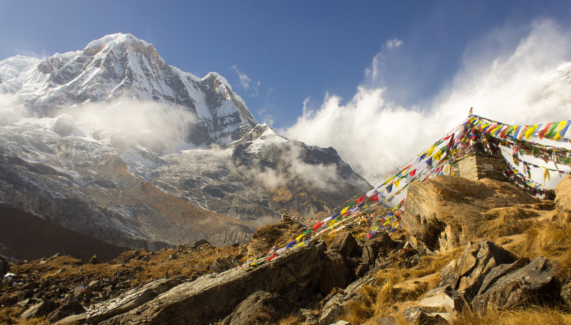 Annapurna Base Camp Trek 9 days