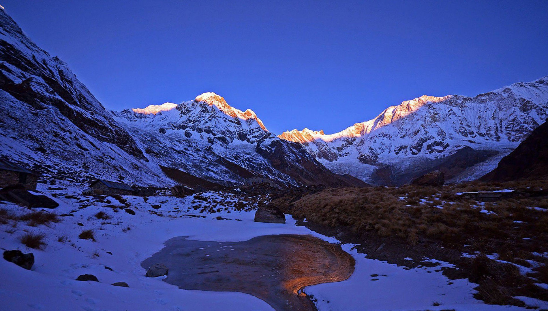 Annapurna Base Camp Trek 7 days