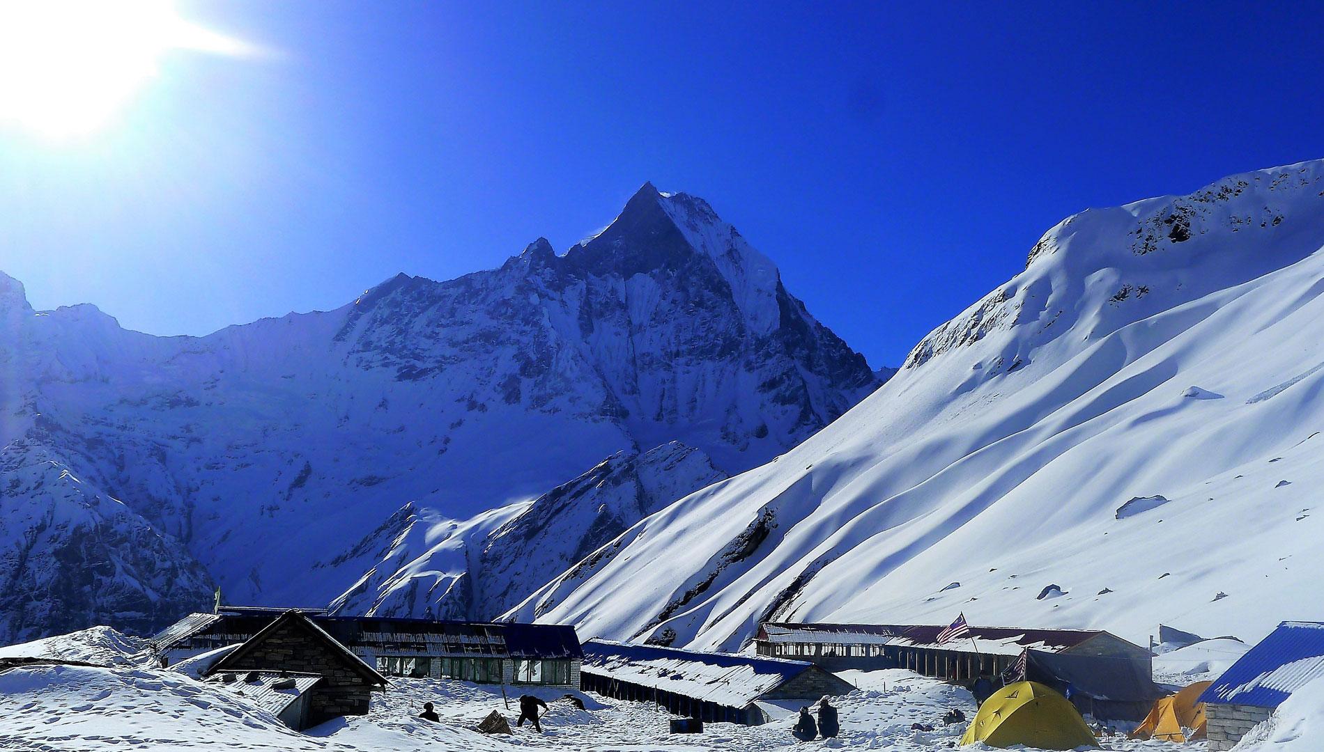 Annapurna Base Camp Trek 6 days