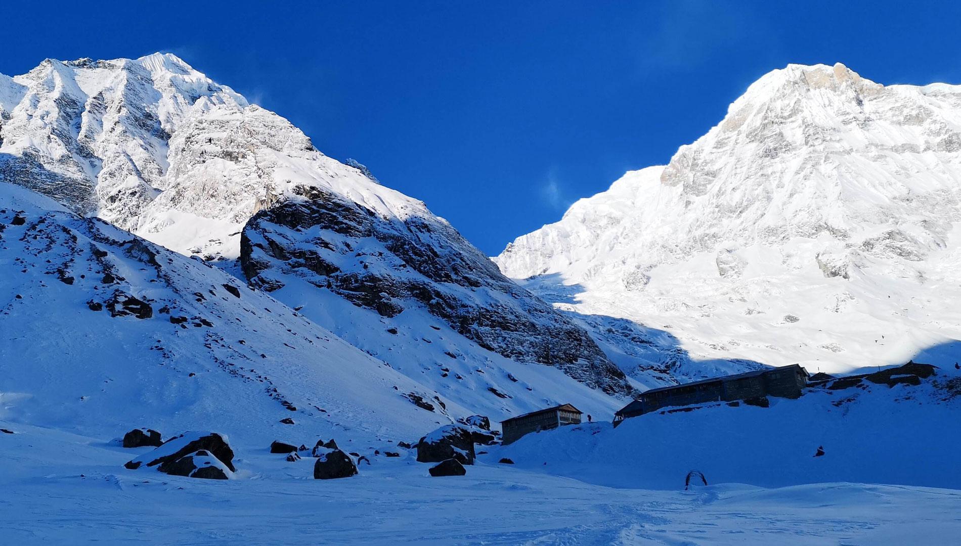 Annapurna Base Camp Trek