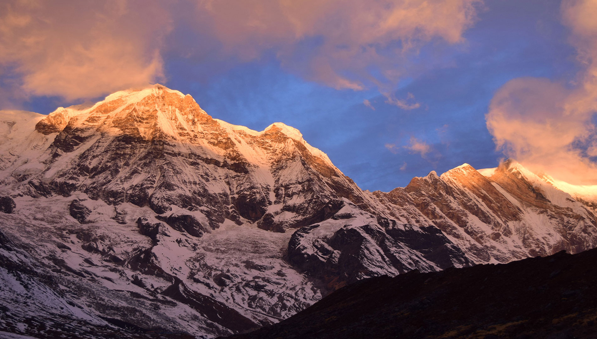 Annapurna Base Camp Trek 4 days