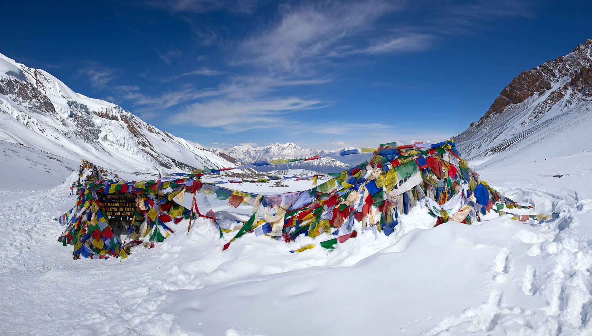 Annapurna Circuit Trek 11 days