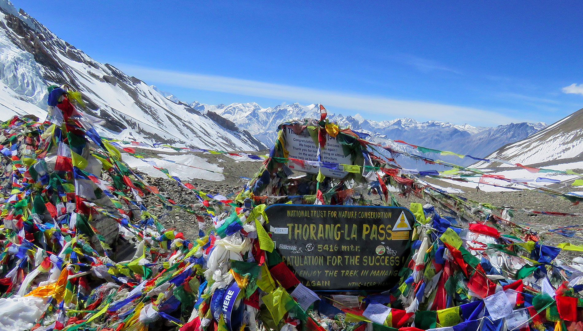 Annapurna Circuit Trek 12 days