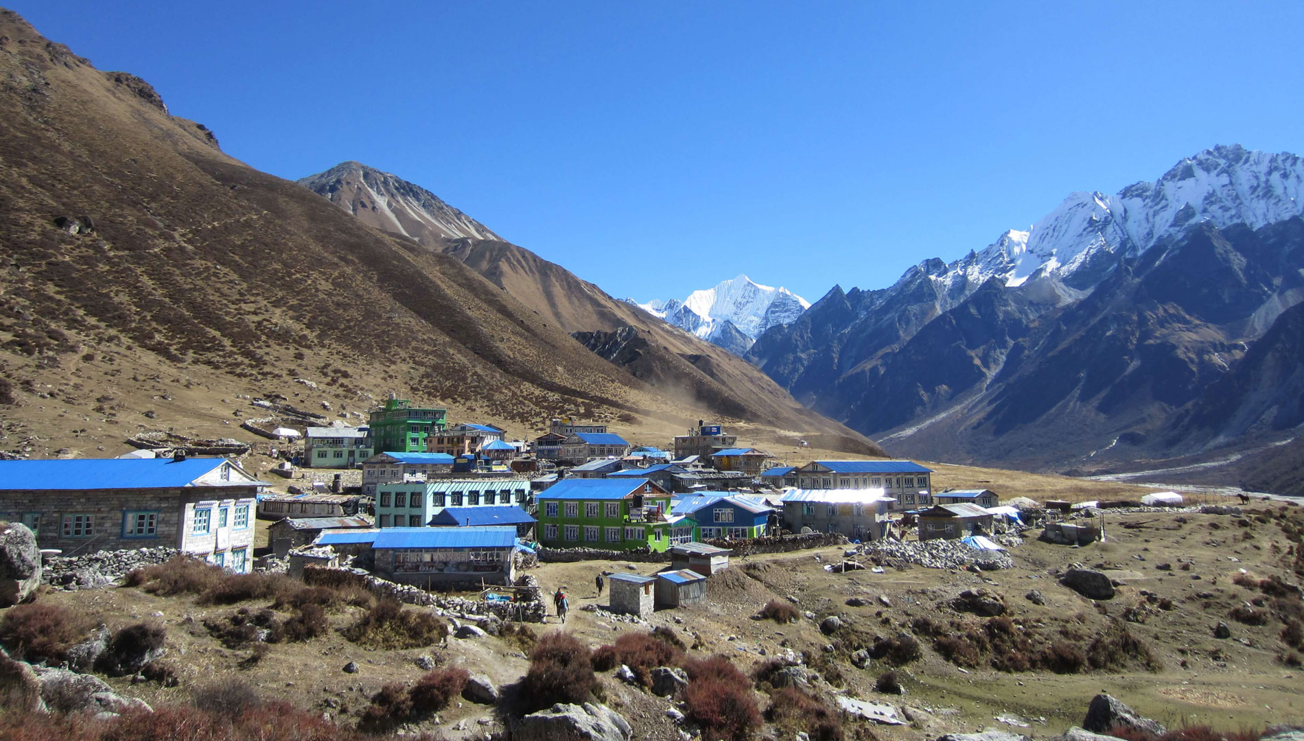Langtang Valley Trek 5 days