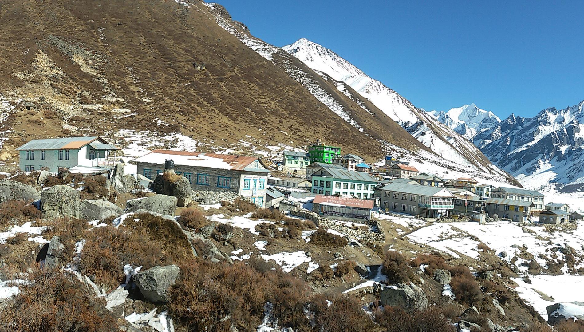 Langtang Valley Trek 6 days
