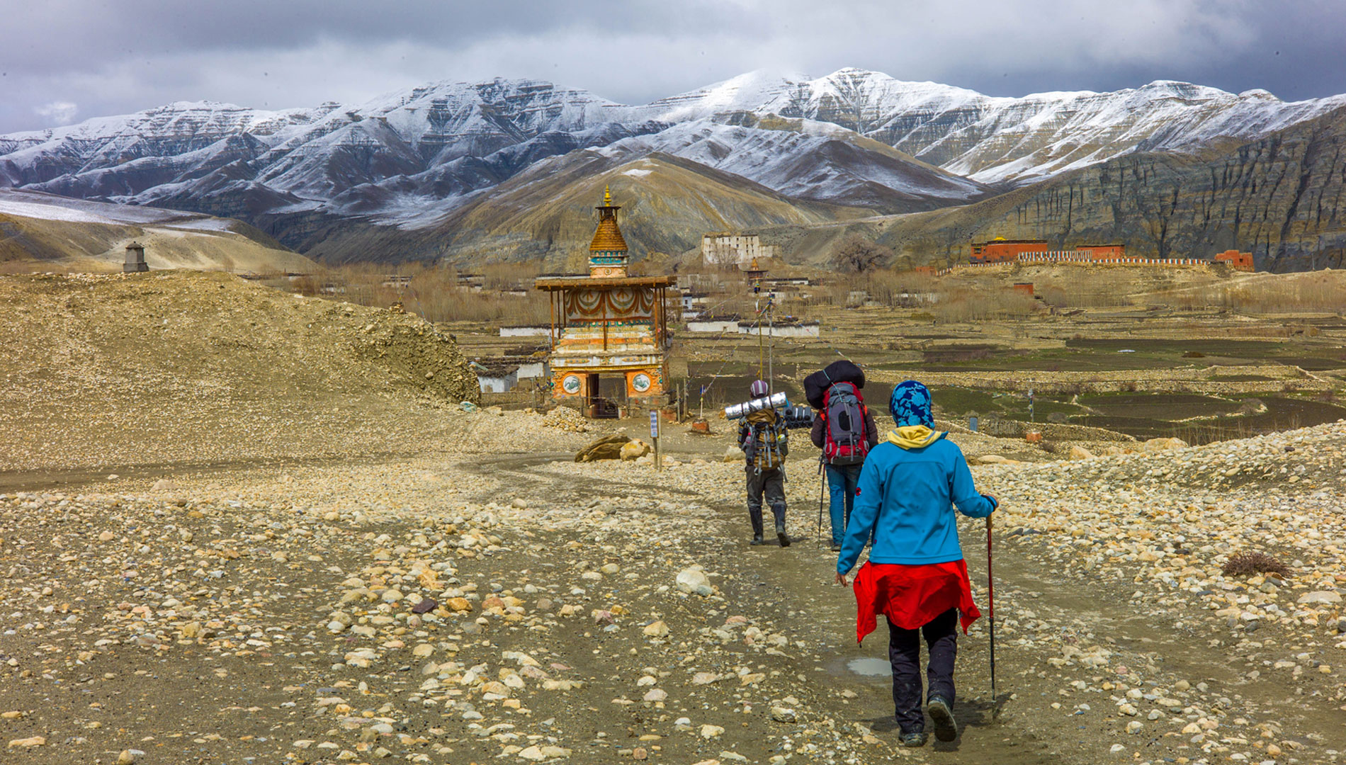 Upper Mustang Trek 14 days
