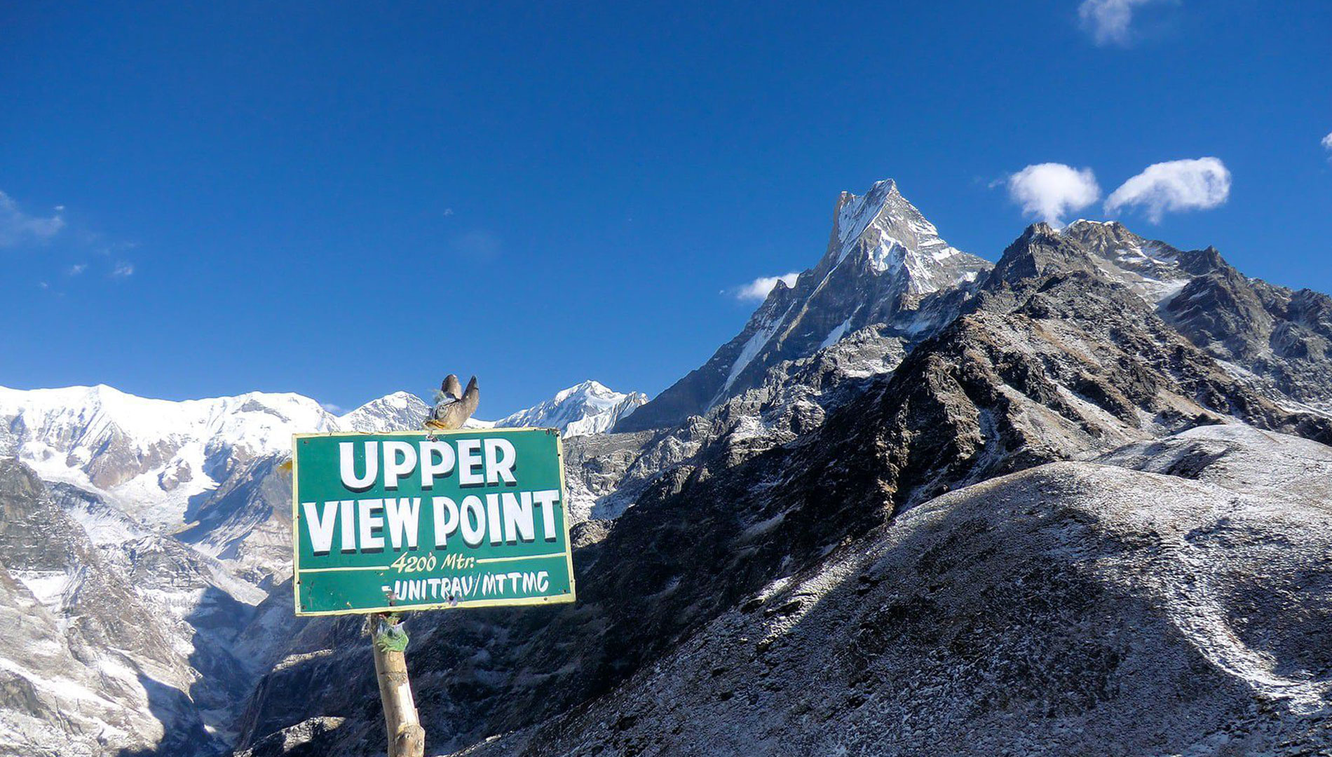 Mardi Himal Trek 4 days