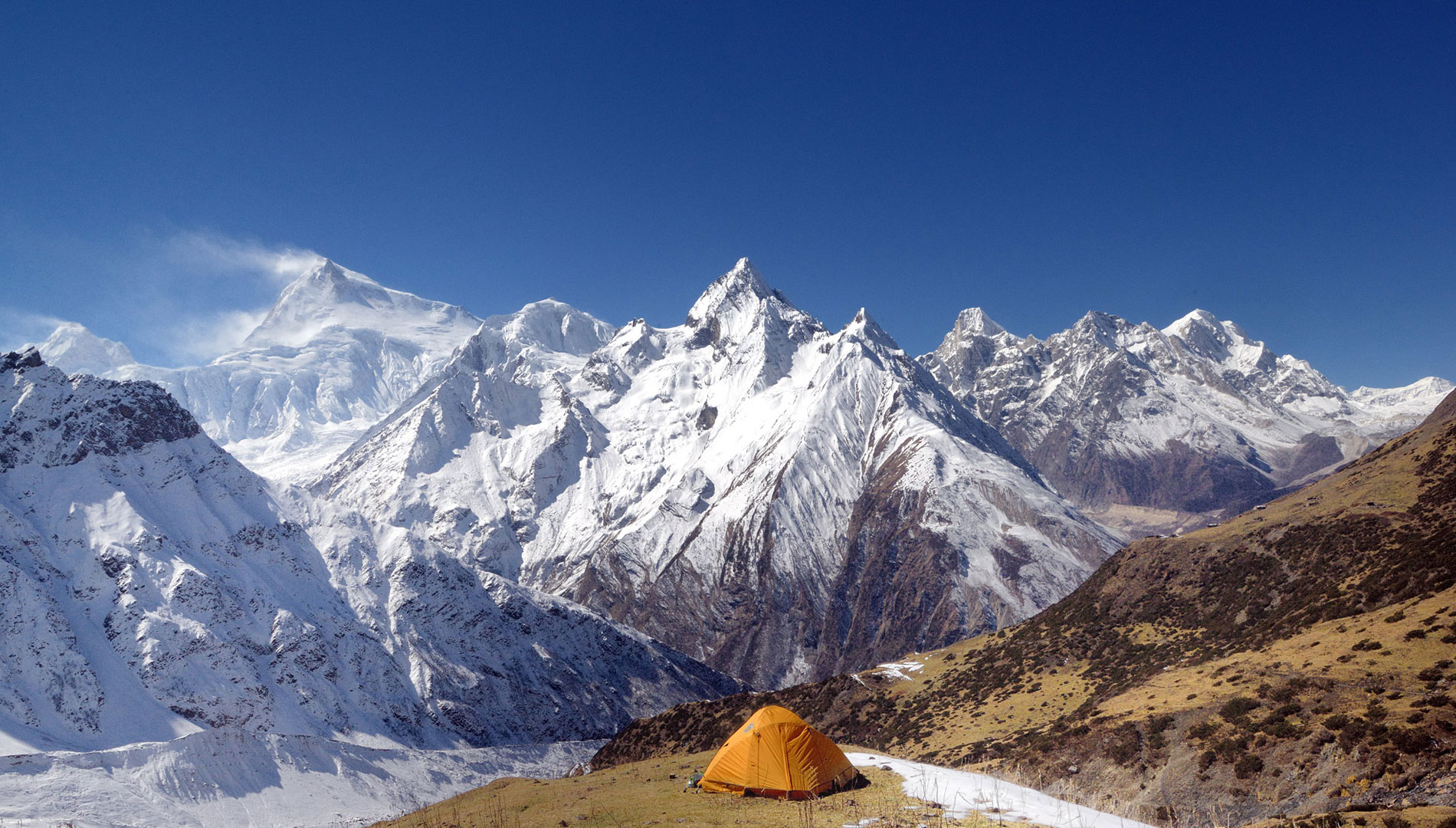 Manaslu Circuit Trek 10 days