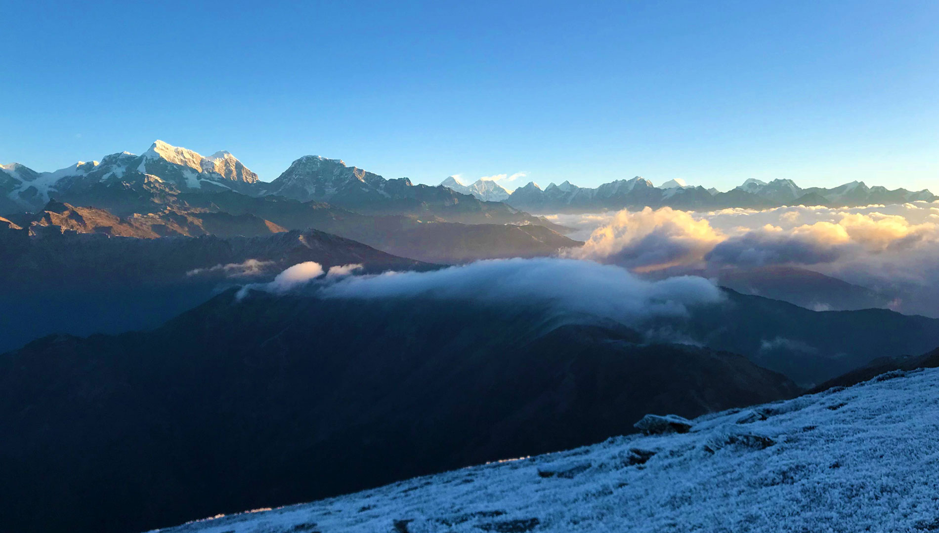 Pikey Peak Trek 9 days