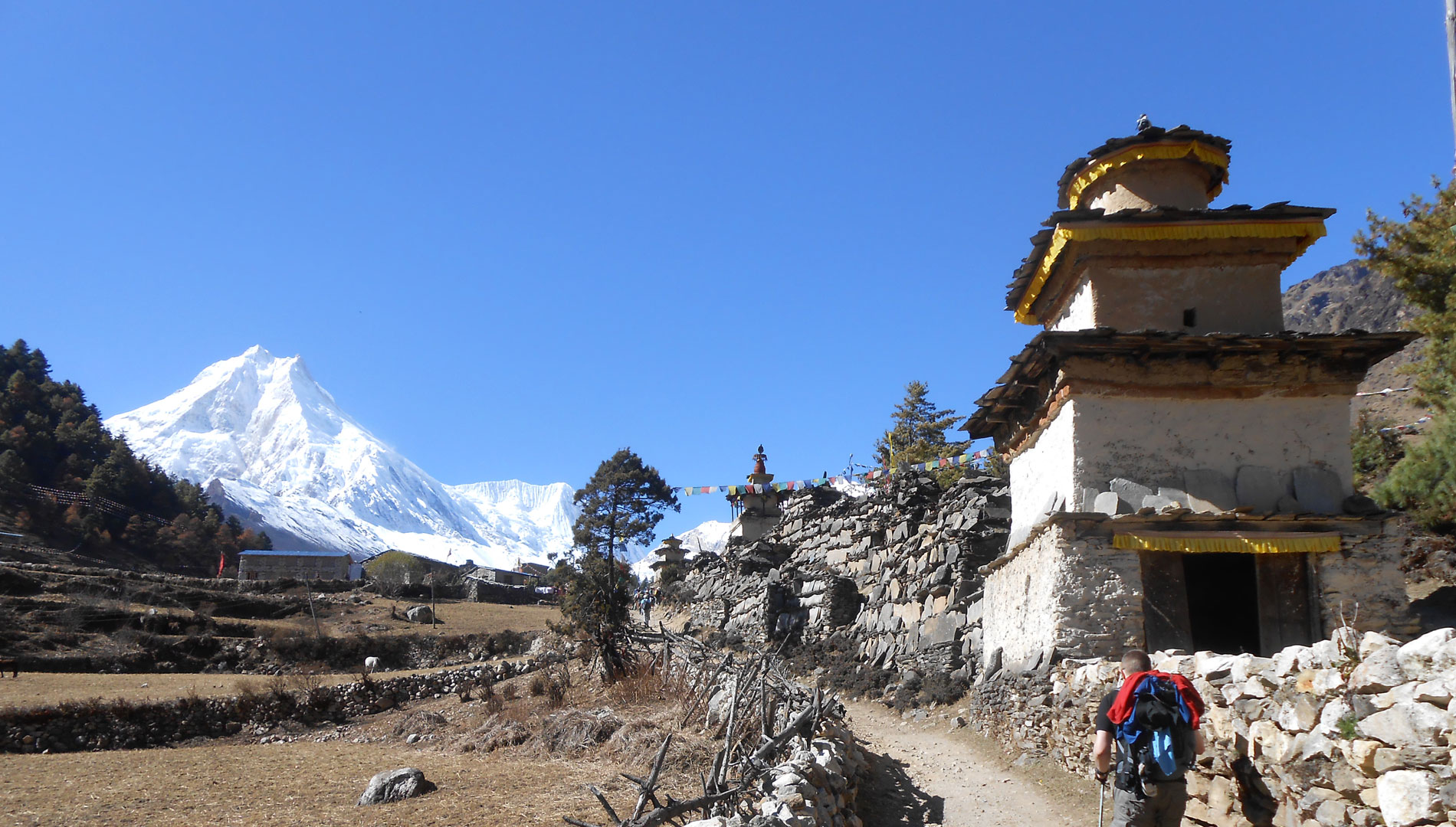Manaslu Circuit Trek 15 days