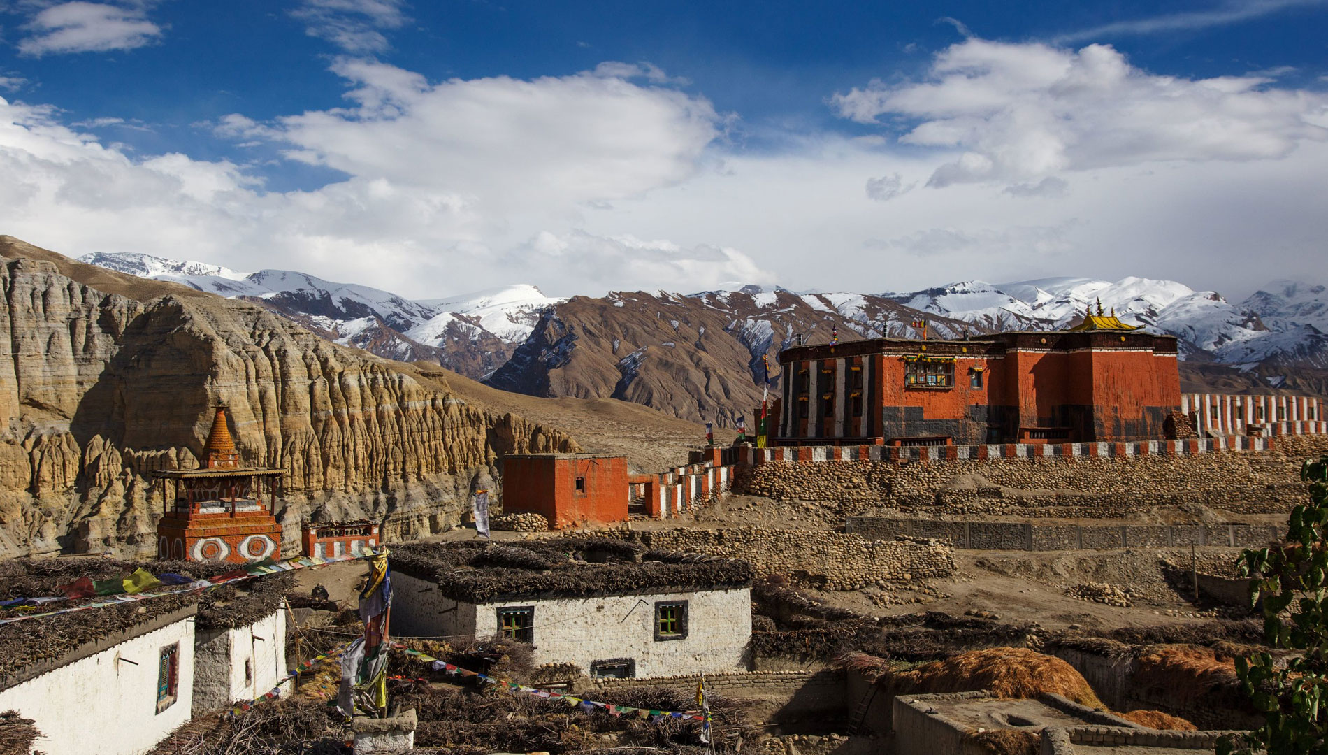 Upper Mustang Trek 15 days