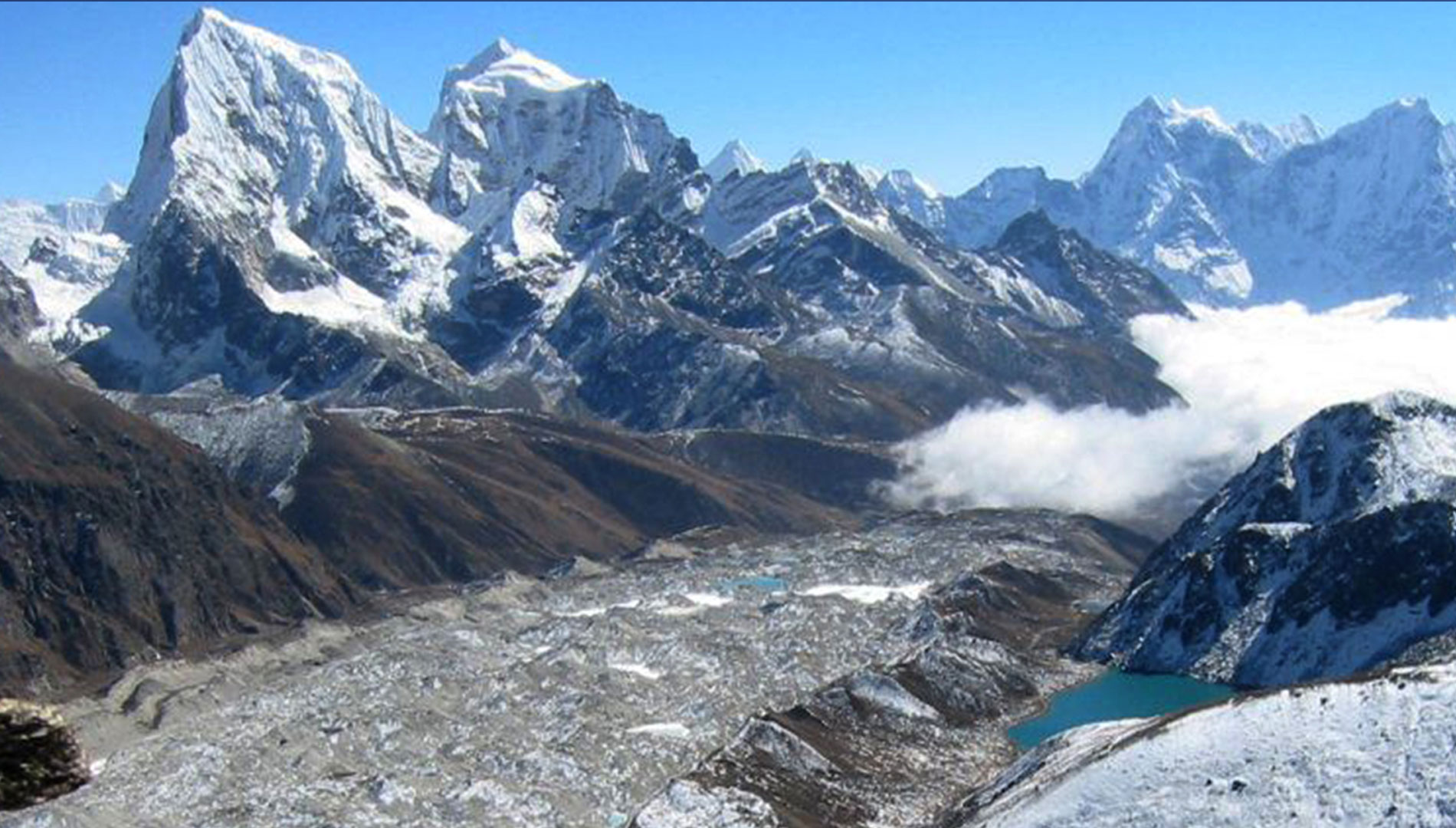 Gokyo Chola Pass Trek 15 days