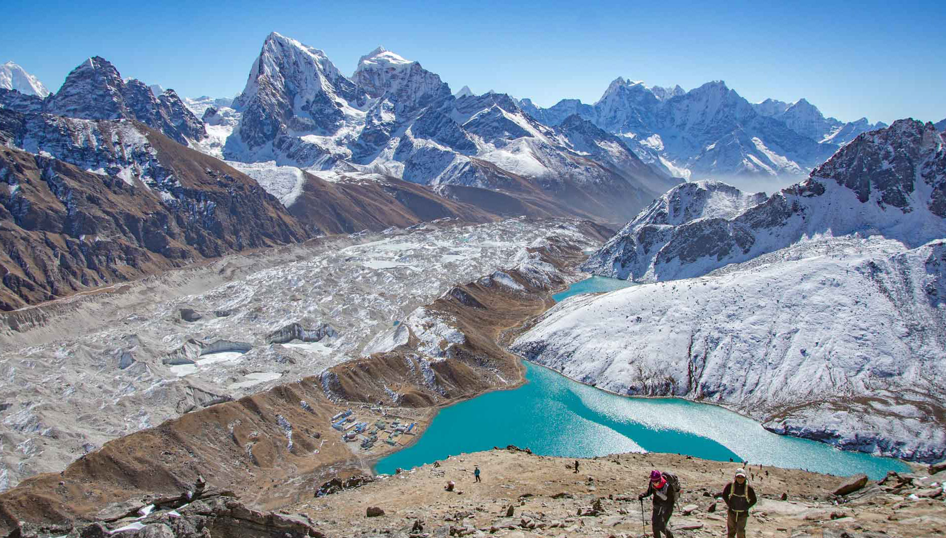 Gokyo Chola Pass Trek 17 days