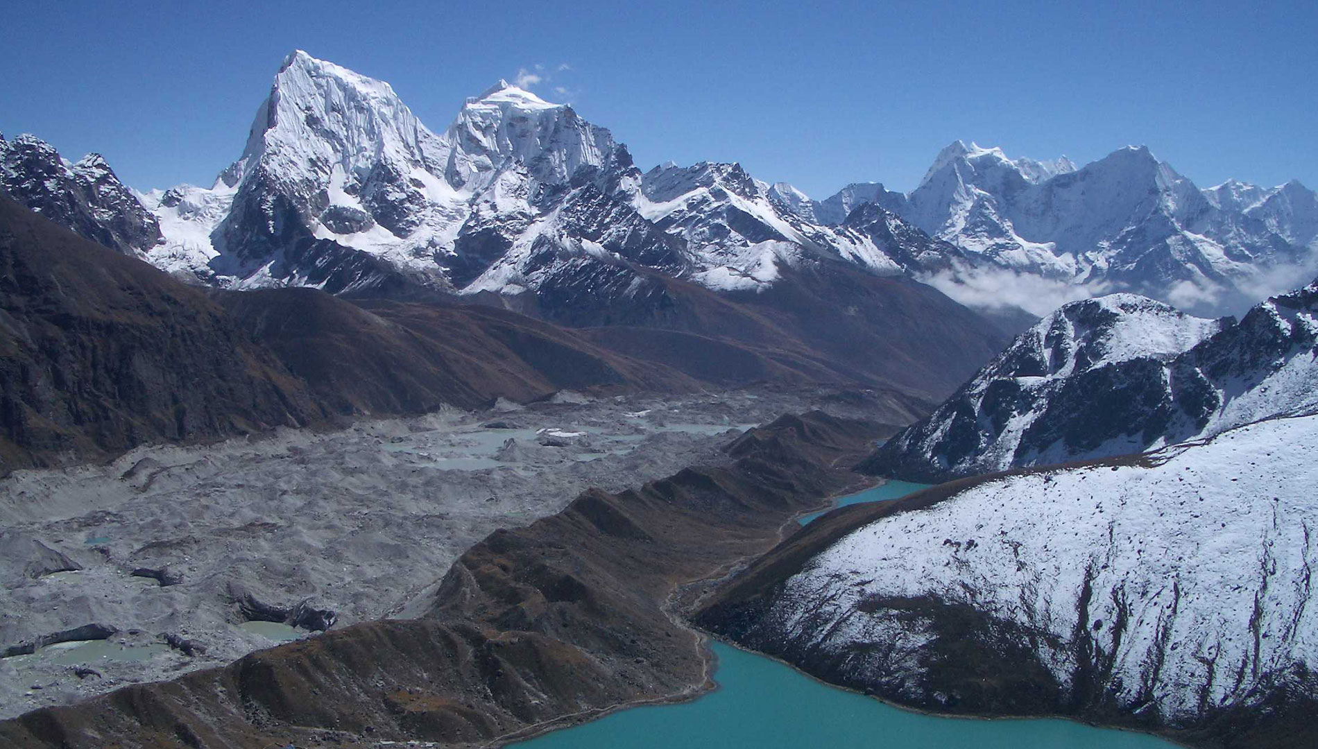 Gokyo Chola Pass Trek 20 days